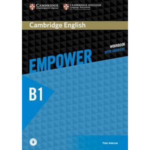 Empower Pre-Intermediate Workbook with Answers + Download. Audio