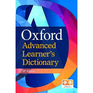 Oxford Advanced Learner´s Dictionary Hardback (with 1 year´s access to both premium online and app)