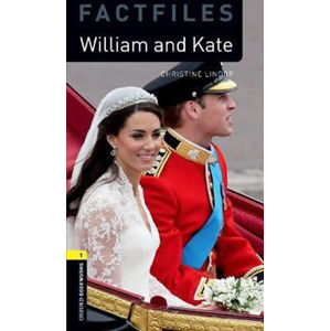 Oxford Bookworms Factfiles 1 William and Kate with Audio Mp3 Pack (New Edition)