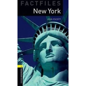 Oxford Bookworms Factfiles 1 New York (New Edition)