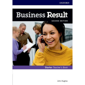 Business Result Starter Teacher´s Book with DVD (2nd)