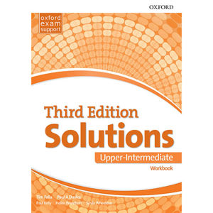 Solutions Upper Intermediate WorkBook 3rd (International Edition) - Paul Davies