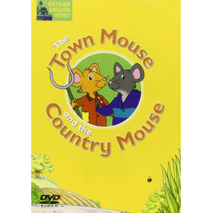 The Town Mouse and the Country Mouse DVD (fairy Tales Video)