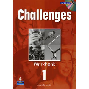 Challenges 1 Workbook w/ CD-ROM Pack - Workbook Pack - Amanda Maris