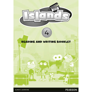 Islands 4 Reading and Writing Booklet - Kerry Powell