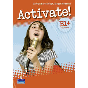 Activate! B1+ Workbook w/ CD-ROM Pack (no key) - Carolyn Barraclough