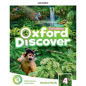 Oxford Discover 4 Student Book (2nd)
