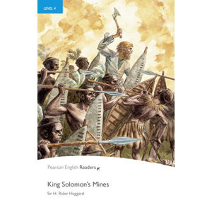 PER | Level 4: King Solomon´s Mines - Level 4 - Henry Rider Haggard