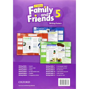 Family and Friends 5 Posters (2nd)