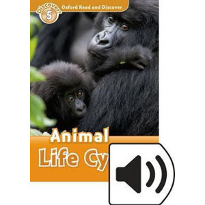 Oxford Read and Discover Level 5 Animal Life Cycles with Mp3 Pack