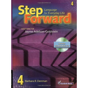 Step Forward 4 Student´s Book with Audio CD