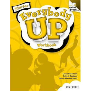 Everybody Up Starter Workbook with Online Practice Pack