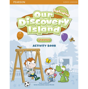 Our Discovery Island Starter Activity Book and CD-ROM Pack - Active Book Pack - Tessa Lochowski