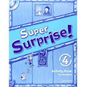 Super Surprise 4 Activity Book and Multi-ROM Pack