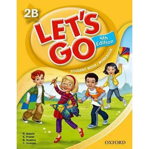 Let´s Go 2 Student´s Book and Workbook B (4th)
