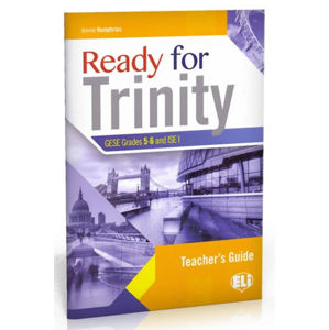 Ready for Trinity 5-6 Teacher´s Notes with Answer Key and Audio Transcripts