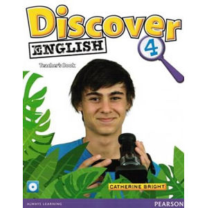 Discover English CE 4 Teacher´s Book - Teacher´s Book - Catherine Bright