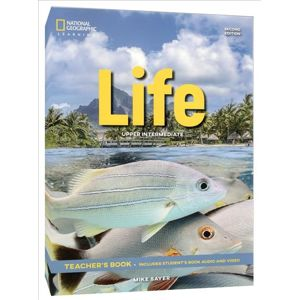 Life Upper-Intermediate Teacher´s Book and Class Audio CD and DVD ROM 2nd edition