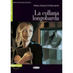 La Collanda Longobarda + CD (Black Cat Readers ITA Level 2)