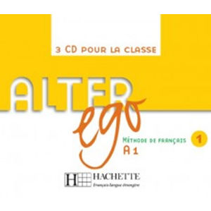 Alter Ego 1 A1 CD /3/ Audio Classe