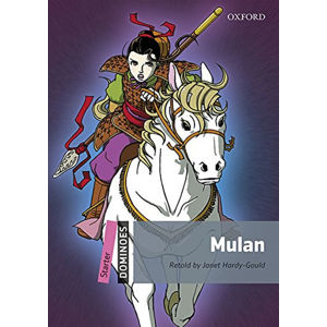 Dominoes Starter Mulan with Audio Mp3 Pack (2nd)