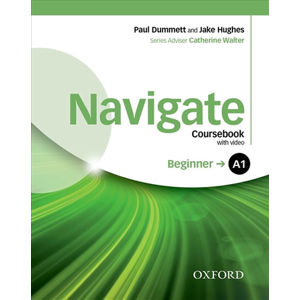 Navigate Beginner A1 Coursebook with Learner eBook Pack and Oxford Online Skills Program