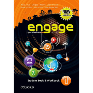 Engage 1 Student´s Book and Workbook Pack