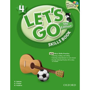 Let´s Go 4 Skills Book with Audio CD Pack (4th)