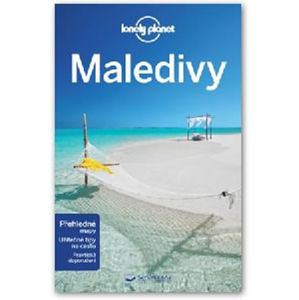 Maledivy - Lonely Planet - neuveden