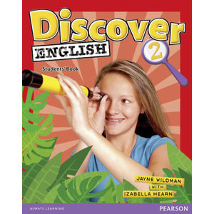 Discover English Global 2 Students´ Book - Izabella Hearn