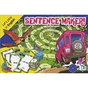 Let´s Play in English: Sentence Maker