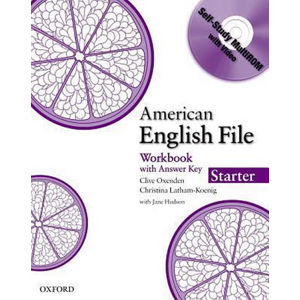 American English File Starter Workbook with CD-ROM Pack