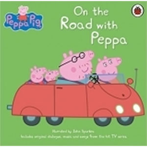 Peppa Pig: On The Road with Peppa CD audio