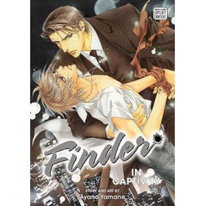 Finder Deluxe Edition: In Captivity : Vol. 4 - Ayano Yamane