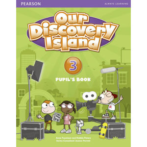 Our Discovery Island 3 Pupil´s Book - Students Book - Anne Feunteun, Debbie Peters