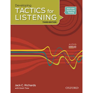 Developing Tactics for Listening Student´s Book (3rd)