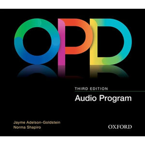 Oxford Picture Dictionary Audio CDs /4/ (3rd)