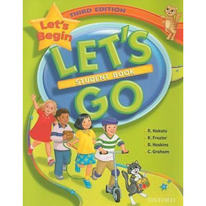 Let´s Go Let´s Begin Student´s Book (3rd)