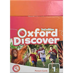 Oxford Discover 1 Picture Cards (2nd)