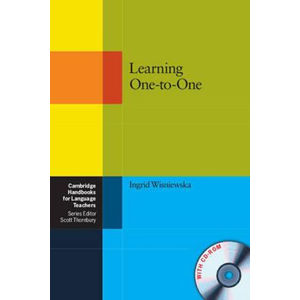 Learning One-to-One Paperback with CD-ROM - Lucie Hlavatá