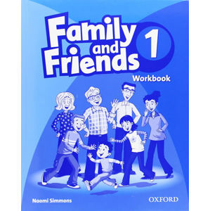 Family and Friends 1 Workbook - Naomi Simmons