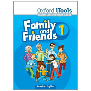 Family and Friends American English 1 iTools