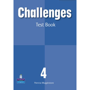Challenges 4 Test Book - Testbook - Patricia Mugglestone