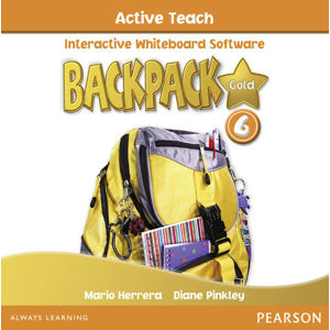BackPack Gold New Edition 6 Active Teach - 2nd Revised edition - Diane Pinkley