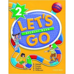 Let´s Go 2 Student´s Book (2nd)