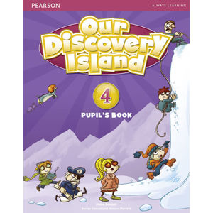 Our Discovery Island 4 Pupil´s Book - Students Book - Fiona Beddall