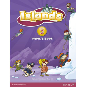 Islands 5 Pupil´s Book plus PIN code