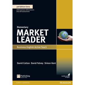 Market Leader 3rd Edition Elementary Active Teach - David Cotton