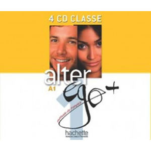 Alter Ego + A1 CD audio classe /4/