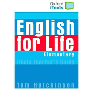 English for Life Elementary iTools with Flashcards Pack
